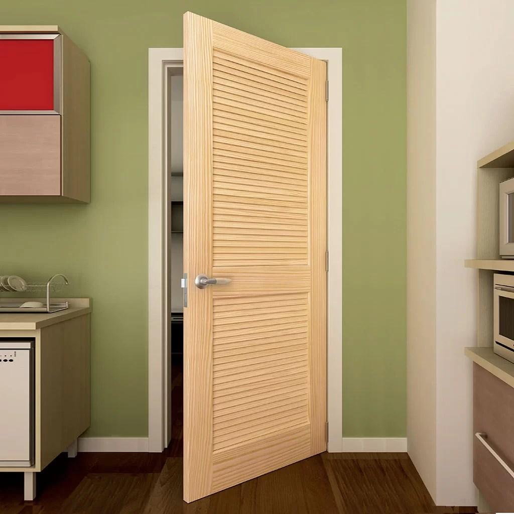 Wood Slat Doors Amp Brown Wooden Slatted Door With Lock And