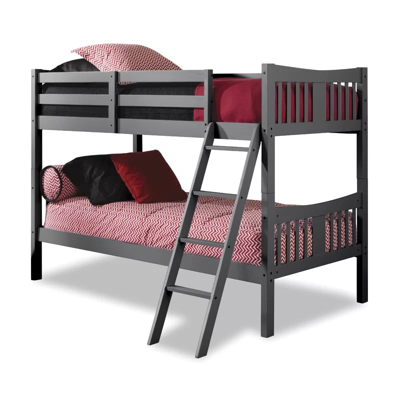 Berg Bunk Bed With Stairs Twin Over Full
