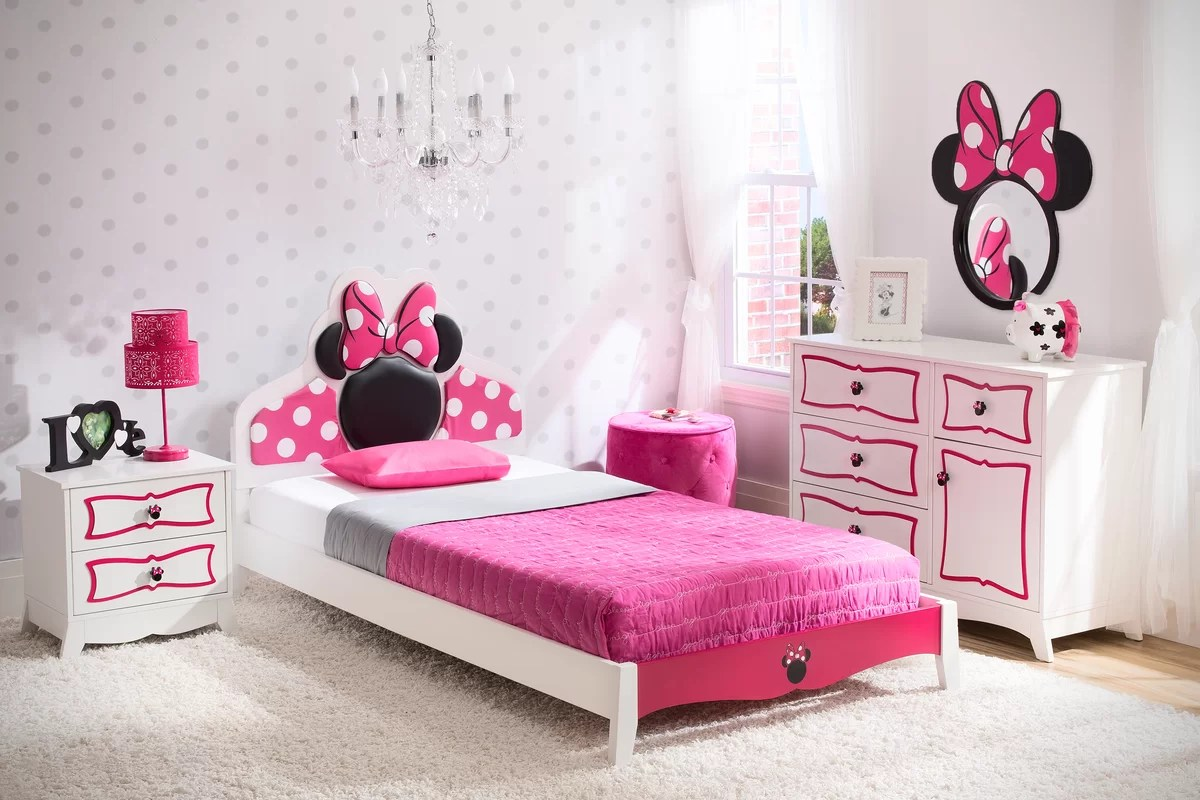 Best Kitchen Gallery: Girls Kids' Bedroom Sets You'll Love Wayfair of Bedroom Set Kids  on rachelxblog.com