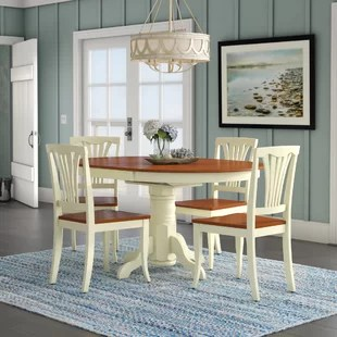 Elegant Dining Room Sets   Wayfair Norris 5 Piece Dining Set