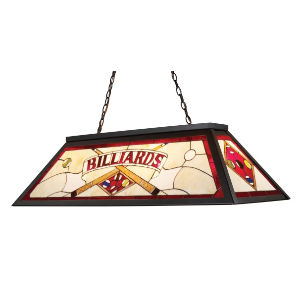 Swarthout 3-Light Pool Table Linear Pendant