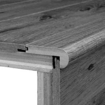 Bruce Stair Nose Spice Oak Wayfair | Bruce Hardwood Stair Treads | Red Oak | Wood Flooring | Nose Molding | Gunstock Oak | Plywood