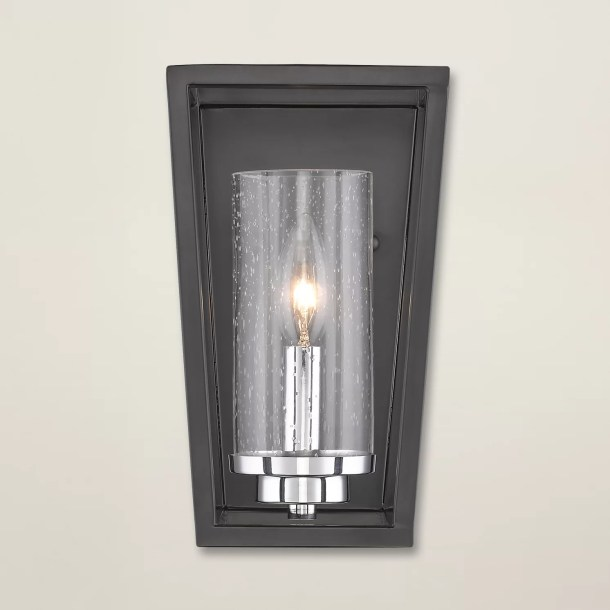 Boswell 1-Light Candle Wall Light