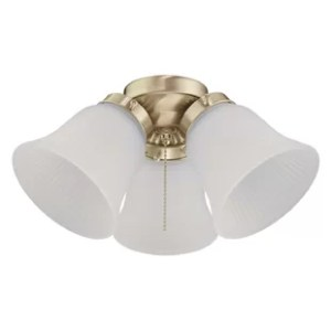 Ceiling Fan Light Kits You ll Love   Wayfair Save
