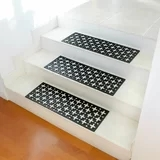 Outdoor Step Treads Wayfair   Outdoor Tread For Steps   Pressure Treated   Wood   Deck Stairs   Non Slip   Granite