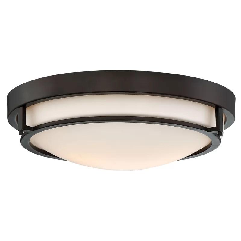 Modern Led Flush Mount Ceiling Light