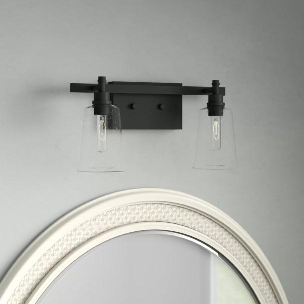 Leboeuf 2-Light Dimmable Vanity Light
