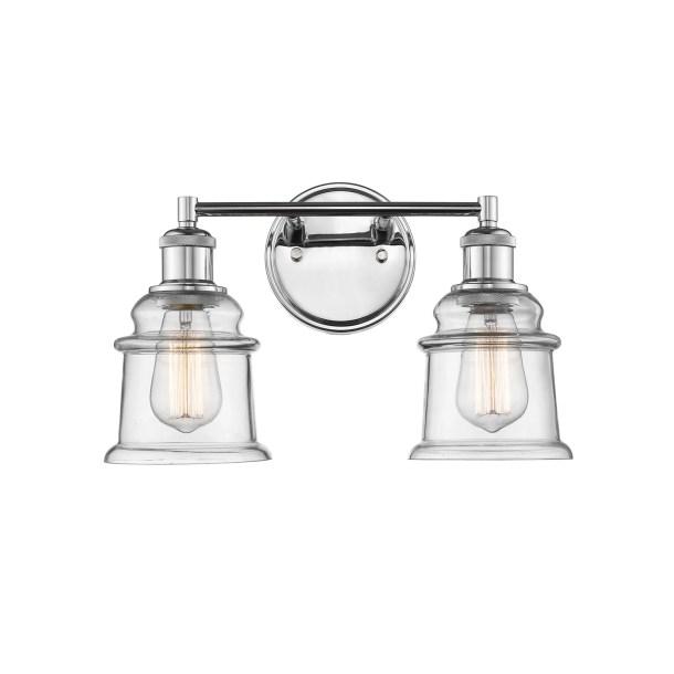 Margaret 2-Light Vanity Light