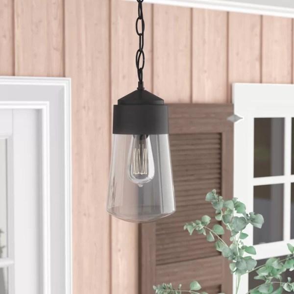 outdoor pendant lantern # 24