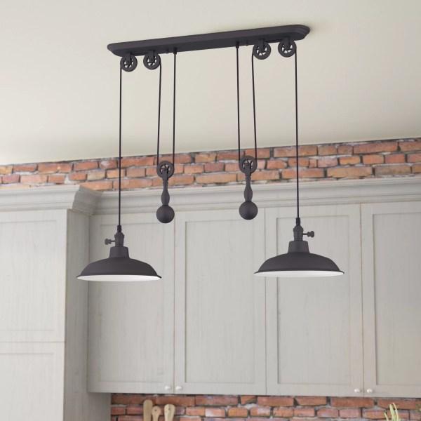 industrial pendant lighting for kitchen island # 37