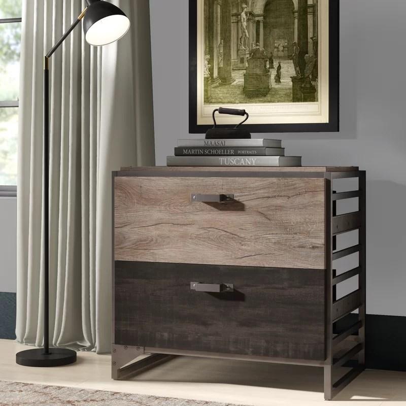 Edgerton 2-Drawer Lateral Filing Cabinet