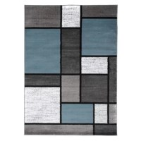 This beautiful rug is unique stylish and ready to accent your decor with authentic elegance. Jute backing rug pad is recommended to extend the life of the rug and prevent shifting (not included). Perfect gift for father's day, mother's day, Christmas, Valentine's day and 4th of July.