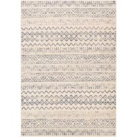 This rug blends both vintage and contemporary thought on style, creating timeless designs that endure at the forefront of prominent decor trends.