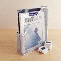 Rebrilliant innovative line of clean and sophisticated mesh desk accessories have proven extremely popular. The distinctive look assures customers of Rebrilliant quality and design integrity.