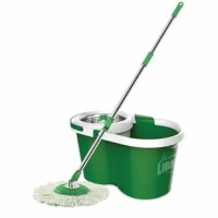 This product allows you to control the dampness of the mop with its easy and convenient wringer.