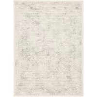 This rug blends vintage and contemporary thought on style, creating timeless designs that endure at the forefront of prominent decor trends. The meticulously woven construction of this piece boats durability and will provide natural charm into your decor space. Made with polypropylene in Turkey, and has a low pile. Spot clean only with a one-year limited warranty.