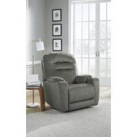 Created with a smart casual style, the Front Row recliner has the perfect look for any room setting. A plush, pleated back combined with gently radiused arms with stainless steel cupholders provides the perfect combination of comfort and convenience. Pad-over-chaise seating ensures full-body support.