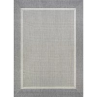 Whether you're decking out the entryway or sprucing up a living room's look, nothing does it better than an area rug! Made from polypropylene – stain- and fade-resistant fibers that have the bonus of being easy to clean – this design features a flat-woven surface that lends a dimension of texture underfoot. No matter where this design ends up, we recommend using a rug pad to keep it securely in place.