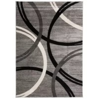 This beautiful rug is unique, stylish and ready to accent your decor with authentic elegance. This rug features bold colors and modern design. This rug provides durable performance and easy care at an amazing value.