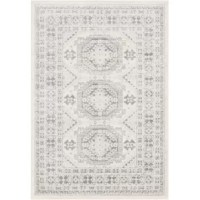 This rug features striking global-inspired designs that stand at the forefront of contemporary trends.
