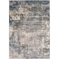 This simplistic yet compelling area rug effortlessly serves as the exemplary representation of modern decor.