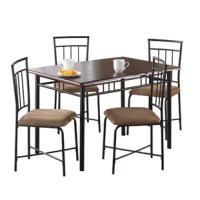 Kapisa 5 Piece Dining Set