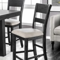 It is time to modernize your dining space. This counter height bar stool is ready to add sleek style and sophisticated beauty. Give your dining room the facelift it deserves with this chic and simple update.