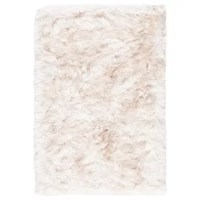 An understated design gets a tasteful touch of texture with this Oakdene Multicolor Area Rug. From 100% polyester with a cotton backing, it features a long 2.5