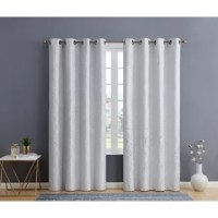 Looking to add a dash of elegance to your living spaces while improving comfort. With these extreme blackout curtains from Rosdorf Park, the beauty is much more than skin deep. Beyond the stunning design and array of fashionable colors, our thermal, insulated curtain panels block out disruptive light and help maintain a comfortable temperature in your home. Light blocking, thermal insulated for heat / cool air retention, premium, thermal bond fabric, beautiful, no-fade jacquard moroccan design...