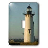 This light switch cover is made of durable scratch resistant metal that will not fade, chip or peel. Featuring a high gloss finish, along with matching screws makes this cover the perfect finishing touch.
