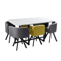 Lamons 7 Piece Dining Set