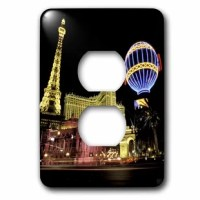 This light switch cover is made of durable scratch resistant metal that will not fade, chip or peel. It featuring a high gloss finish, along with matching screws makes this cover the perfect finishing touch.