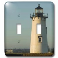 This light switch cover is made of durable scratch resistant metal that will not fade, chip or peel. It featuring a high gloss finish, along with screws makes this cover the perfect finishing touch.