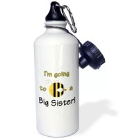 This Water Bottle is an eco-friendly way to carry your favorite drink to school, work or anywhere you go. This stainless steel Water Bottle features a flip-up spout with removable straw. High gloss image printed directly to the white glossy exterior surface. The image on both sides. The color will not run or fade with use. Hand washing recommended.