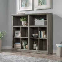 Is lack of storage becoming an issue in your home? Look no further! This bookcase from the Gracie Oaks Select collection provides you with the storage options you need and the style that you love. This storage bookcase features ten cubbyhole storage areas that provide you with all the room you need to store and display a variety of items like your favorite collectibles, organizing bins, a wireless speaker and your vast array of novels. It includes four adjustable shelves that can move to...