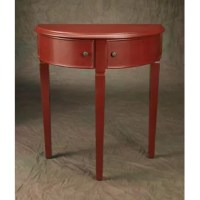 This decorative and functional two-door console table is the great underpainting, as a side table or nightstand.