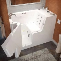 This bathtub provides a safe and independent bathing experience. Using the latest in tub crafting techniques and industrial grade materials tubs offer an impressive line to meet your specific needs. With ADA compliant designs and features, tubs offer the satisfaction and peace of mind needed to truly enjoy a luxurious soak or a vibrant, soothing experience.