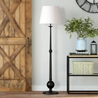Cast a warm glow over your living room or bedroom with this traditional 68