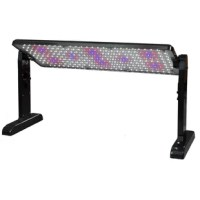 The Black Magic 45W LED Grow Light is designed to be your easy to use, go-to grow light. Just plug it in and grow. With 3 band-light spectrum technology, the Black Magic 45W LED Grow Light delivers blue light for vegetative growth, red light for blooming, and white light for overall health throughout your plant's life. Complete with a detachable height-adjustable stand and hanging kit, this light serves as both a seed starting light and an overhead source of energy for your plant.