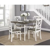 Hagia 5 Piece Dining Set