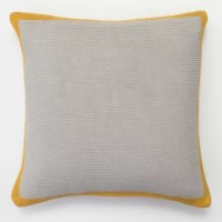 These throw pillow pattern will work with every style in your room. Soft texture makes a room more welcoming.