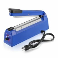 This Plastic Heat Sealer is the machine of mechanical seal packing container. In order to keep the product quality and avoid the loss of product, it can be used to seal the product after into the container. And you can use it with power-saving that save your money. The heat time is very short, and don't waste your time. The weight of this machine is light, you can use it easily. Come to order and try it.  Features 1. Efficient Work: The heat time is very short, and don't waste your time.  2....
