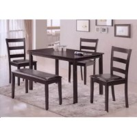 Nilgun 5 Piece Dining Set