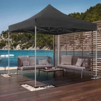 The oversized patio canopy brings you enough space to enjoy the cool outdoors in summer. The four-section lockable adjustable frame height is suitable for people of different heights, providing you with a shadow space under different angles of light. There is a layer of PA coating on the outside of the fabric, which can well in durability. This product includes a storage bag, so that you can easily carry it outdoors, allows you to easily unfold the tent, in short, it is simple and convenient....