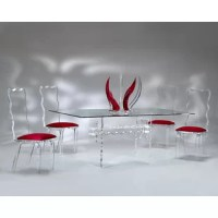 Hazzard 5 Piece Dining Set