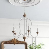Patsy 5 - Light Candle Style Classic / Traditional Chandelier