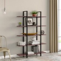 This Melia Vintage Industrial Style 5-Tier 70