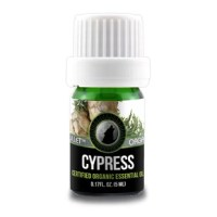 Native to Southern Europe and Western Asia, Cypress essential oil is derived from tall evergreen trees. Cypress has a fresh, clean aroma that's energizing and refreshing. Cypress is frequently used in spas and by massage therapists. Cypress contains monoterpenes, making it beneficial for oily skin conditions. One of the main chemical compounds and monoterpenes in Cypress, α-pinene, helps to reduce the appearance of blemishes. The monoterpenes in Cypress are beneficial for oily skin and...