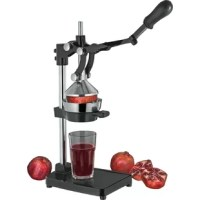 The Press is the one and only juicer needed: press pomegranates, oranges, grapefruits, limes, and lemons.