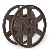 When you're yard or garden is looking a tad unorganized because you have nowhere to neatly store your garden hose, you better install the hose reel and get your outdoor space back to looking great. This side-winding hose reel will keep that unsightly garden hose neat and ready to use no matter how or where you use it, though it could be used for any standard water hose you have. Reeling your hose back in is super easy thanks to the thick handle and smooth side-winding design. The durable...